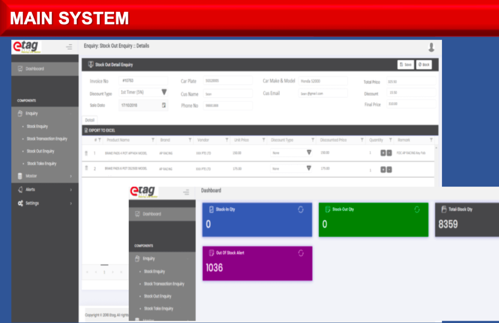 RFID Inventory Tracking Singapore